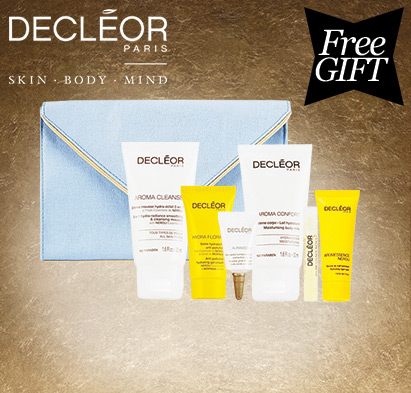 Decleor Free Gifts
